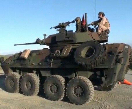 LAV-25 Light Armored Vehicle | Military.com
