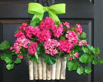 lente krans zomer krans, tulpen krans, berken schors krans, jute boog, voordeur decor, de kroon van de voordeur, rustieke krans, rood roze krans, berken schors vaas  Deze aanbieding is voor XL prachtige lente tulpen krans. De perfecte voordeur of wand decor, bruiloft decoraties. Een geweldig cadeau voor verjaardag, bedankje geschenk, lente, Pasen... Deze regelingen wordt gemaakt met zijde kunstmatige tulpen en berkenschors opknoping mand/container is eindig met jute lint voor een perfect...