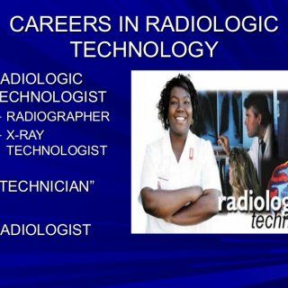 Radiology Technician media studies australia