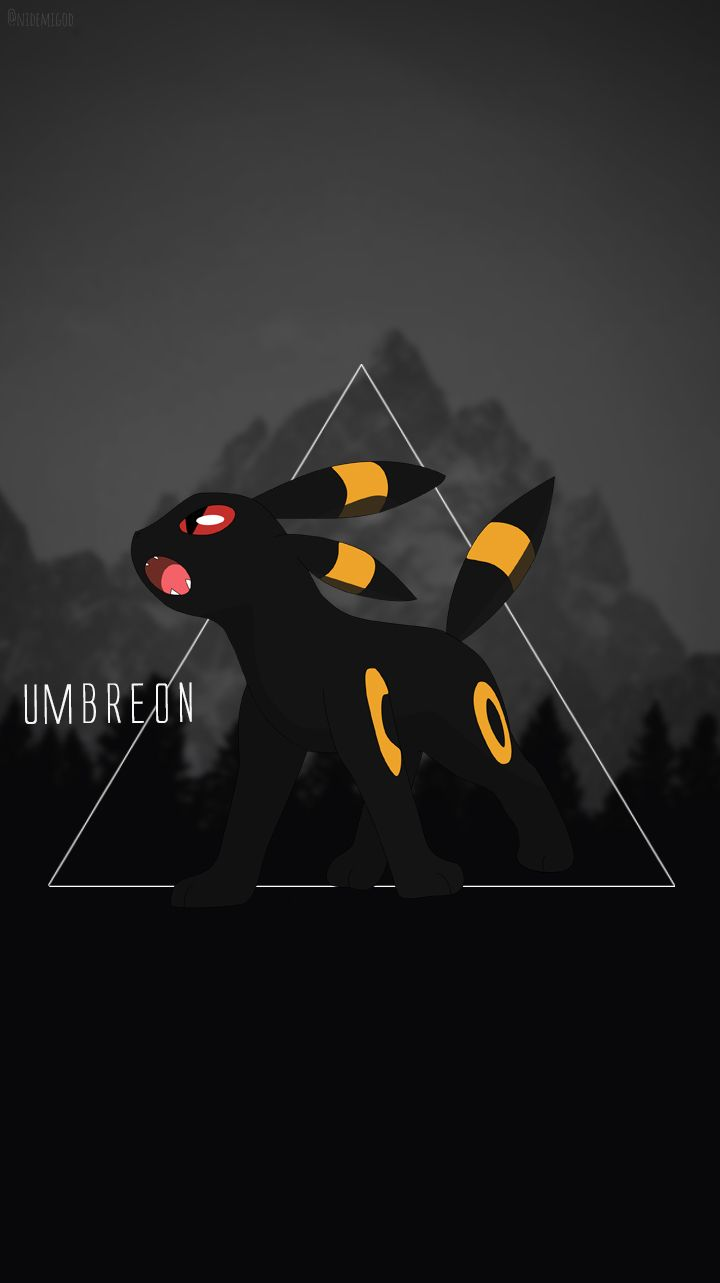 Wallpaper Umbreon