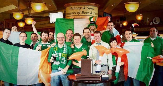 Ирландцы, путешествуя заграницу, потратили более 5 миллиардов евро  