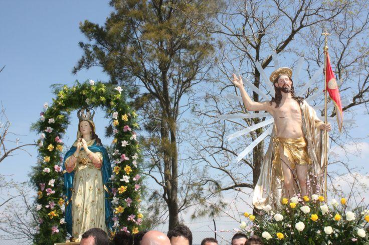 Processione Gesù risorto