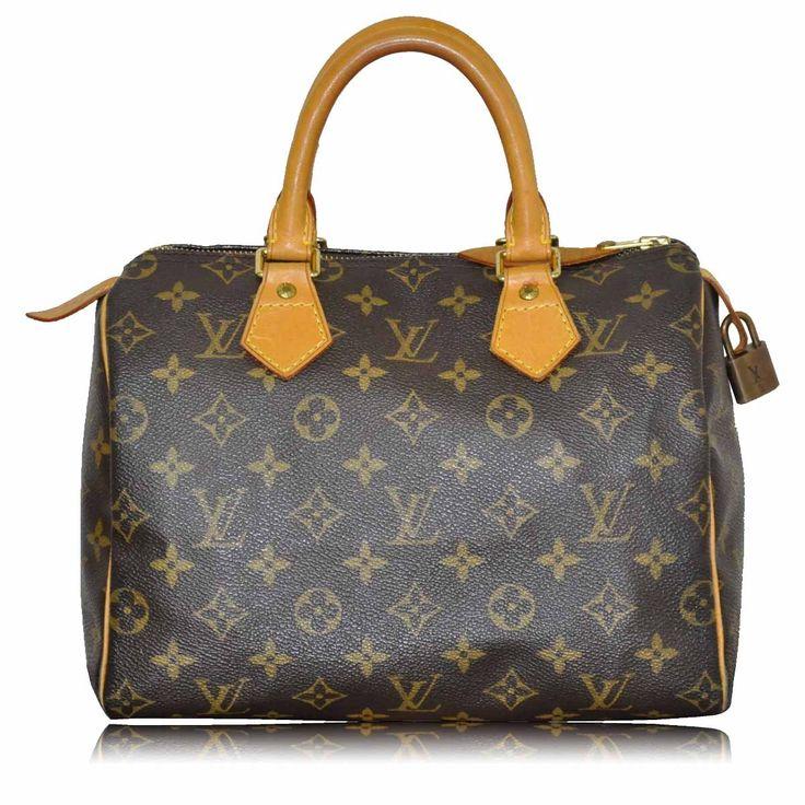 Louis Vuitton Speedy 25 Monogram $649