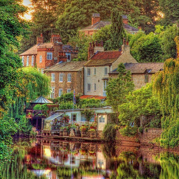 Knaresborough, England