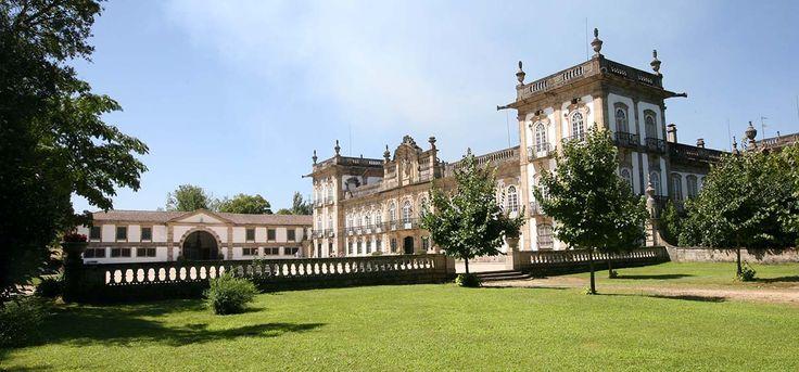 Palácio da Brejoeira, Quinta do Vale da Rosa, Minho, Portugal   Hotel Minho - Experiências Regionais