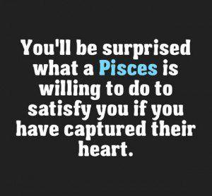 Pisces Horoscope Quotes. QuotesGram