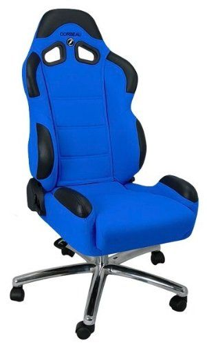 High back office chair - Pin it :-) Follow us     :-)) AzOfficechairs.com is your Office chair Gallery ;) CLICK IMAGE TWICE for Pricing and Info :) SEE A LARGER SELECTION of  high back  office chair at  http://azofficechairs.com/?s=high+back+office+chair -  office, office chair, home office chair  -  CR1 Reclining Office Chair in Blue Cloth « AZofficechairs.com
