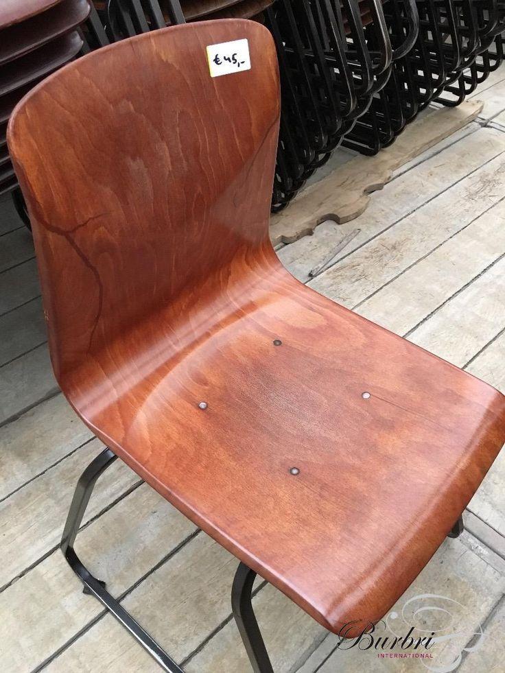 Industrial Gebruikt stijl in Wood and Iron, Vintage, in Good condition staat, te koop in Industrieel, Vintage stoelen | Burbri