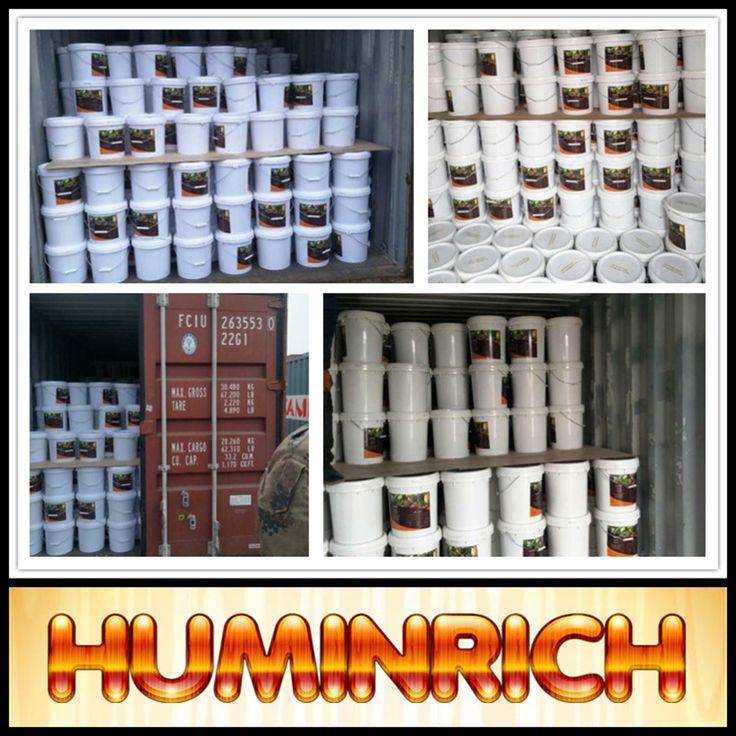 HuminRich Liquid Fertilizer Drum