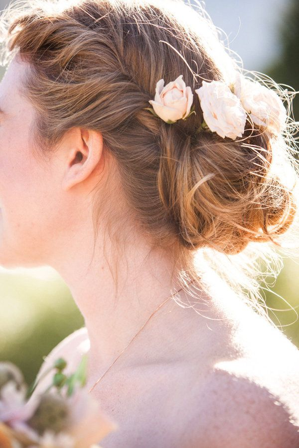 wedding hair bun styles lake tahoe wedding from martin photography 6301