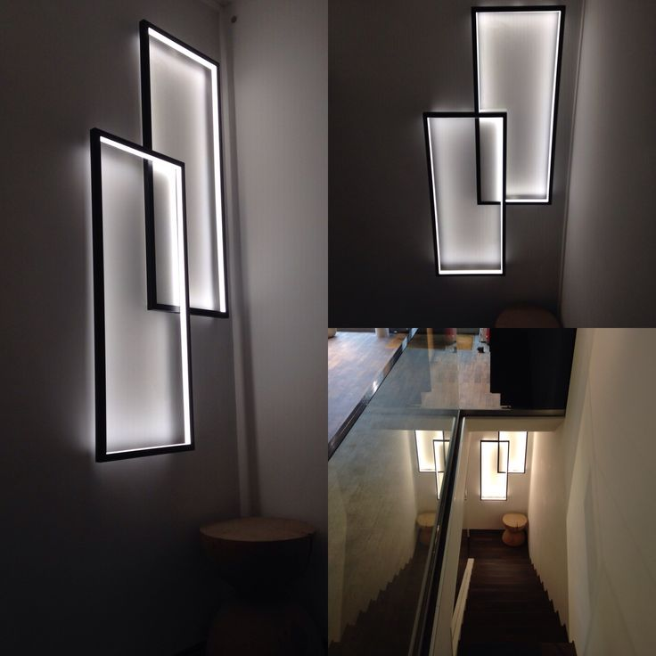 LED indirect light wall lamp DUO LT - CINIER Radiateurs Contemporains