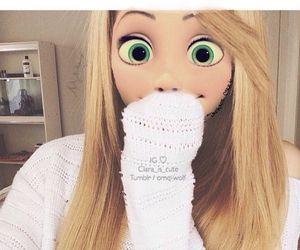 Rapunzel moderna!