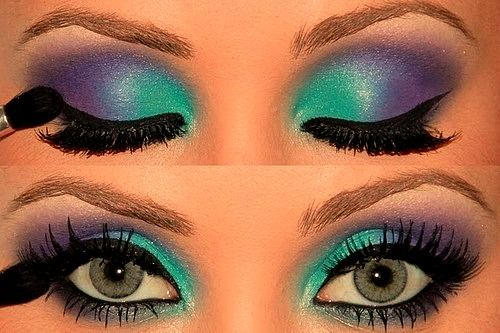 I love these colors!  So pretty! :)