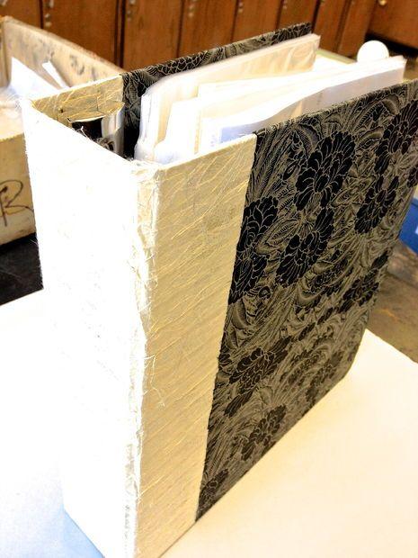 Customize binder
