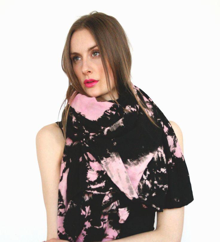 Sierra scarf // Rose