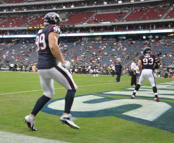 Photos from Saints vs. Texans preseason game