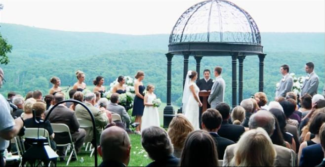Would love if we could get podium for officiant