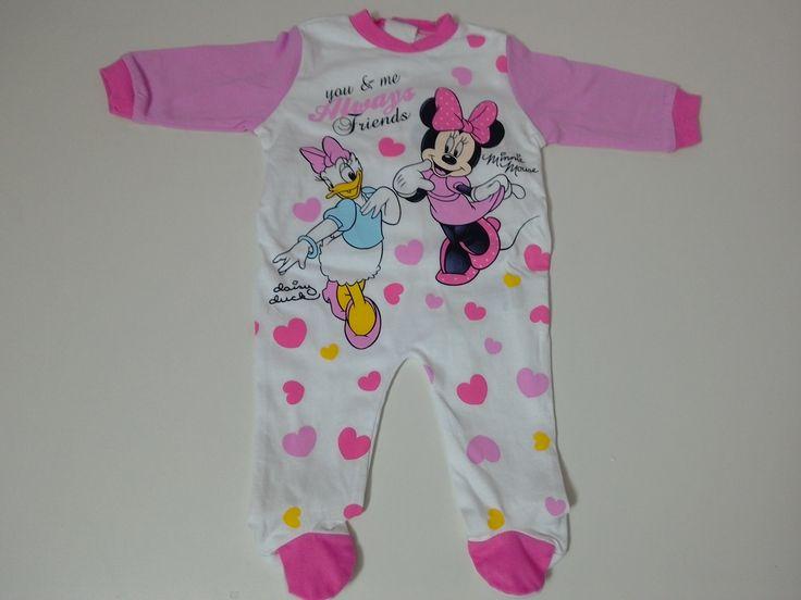 tutina Disney neonata 1, 3, 6, 9 mesi