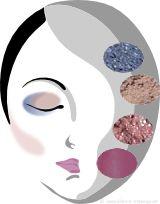 Wintertyp Make-up