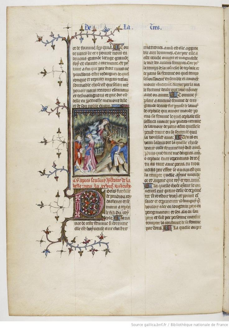 De Claris mulieribus, fol. 40v.