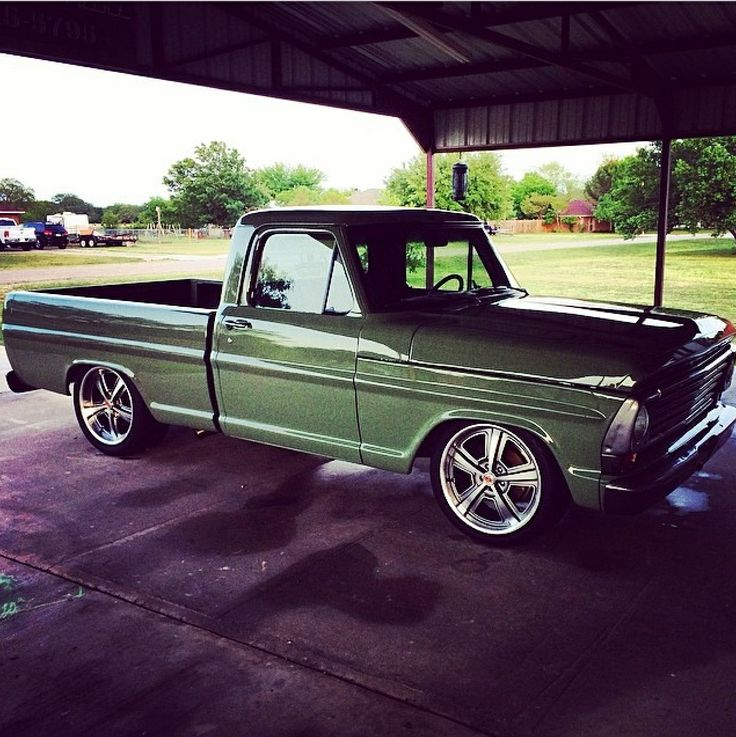 Gas monkey garage i love this truck ford falcon for Garage ford houdan
