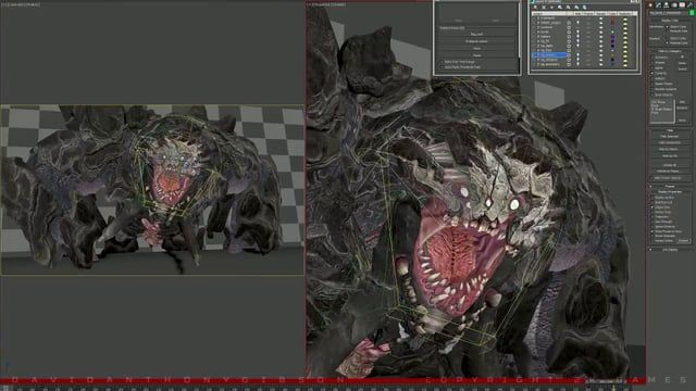 I had 4 days to animate 3 shots for the Behemoth reveal trailer in October 2014.  I wanted to test some recording software(FFSplit) so I recorded my animation process the entire time.  I know this isn't the most incredible mind blowing piece of animation.  My hope is this video might be helpful to animation students or anyone that is interested in the computer animation process.  Enjoy!  Any questions, leave a comment or reach out to me on twitter: @poodletime.  Dave