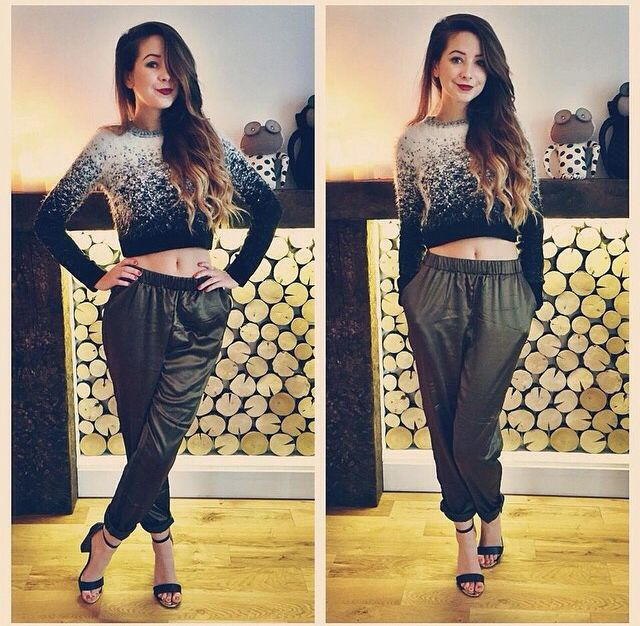 I Loooovvvveee Her Outfit Zalfie Pinterest Zoella And Youtubers