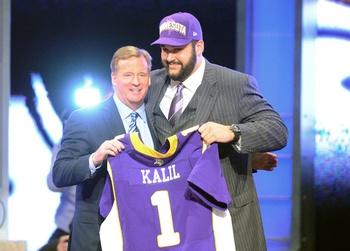Matt Kalil goes to the Vikings