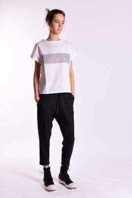 White t-shirt   Adelina Ivan Studio