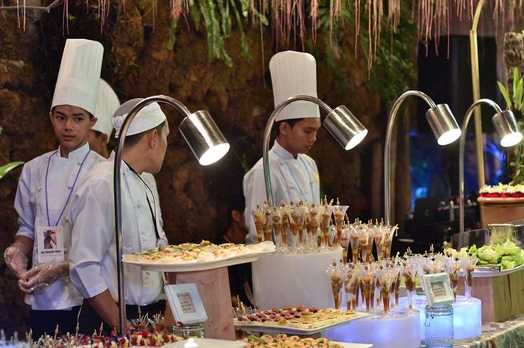 Whether you are a professional planner or you got stuck with the task of planning a corporate catering ….