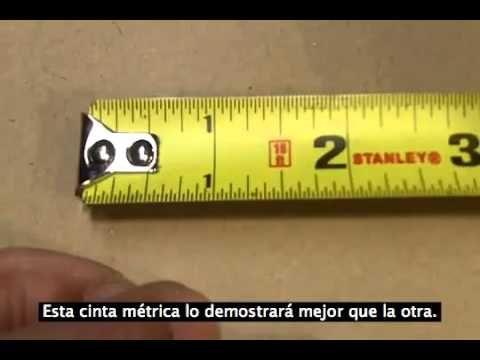 4 trucos que no sabías que podías hacer con una cinta métrica   Upsocl