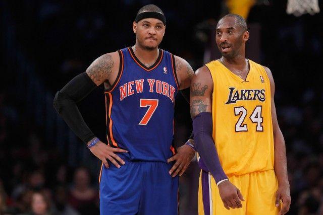 Where Will Carmelo Anthony Play Next Season?   Sports Insights