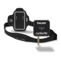 Aus unserer Top10 Wellness - Platz 10: Beurer PM 200+ Herzfrequenzmessung mit Smartphones