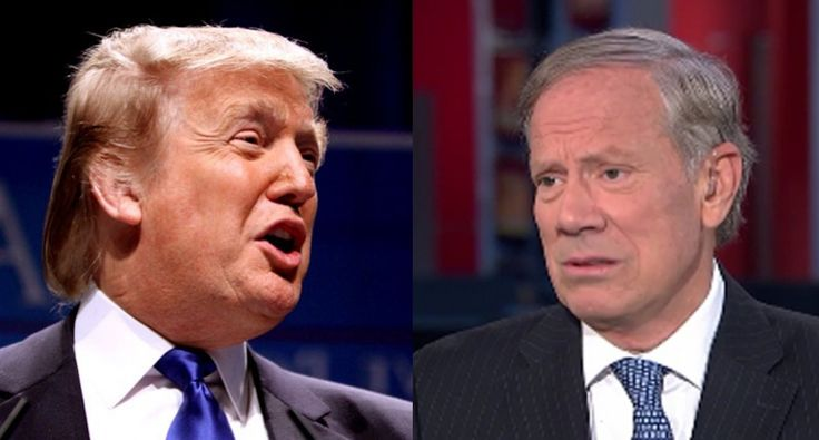 'He is unfit to be president': Ex-NY Gov. Pataki gets in Twitter food fight with Donald Trump
