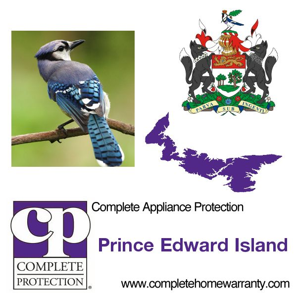 Prince Edward Island Home Warranty - Complete Appliance Protection - Best Home Warranty Reviews - Call 1-800-978-2022 Prince Edward Island Home Warranty