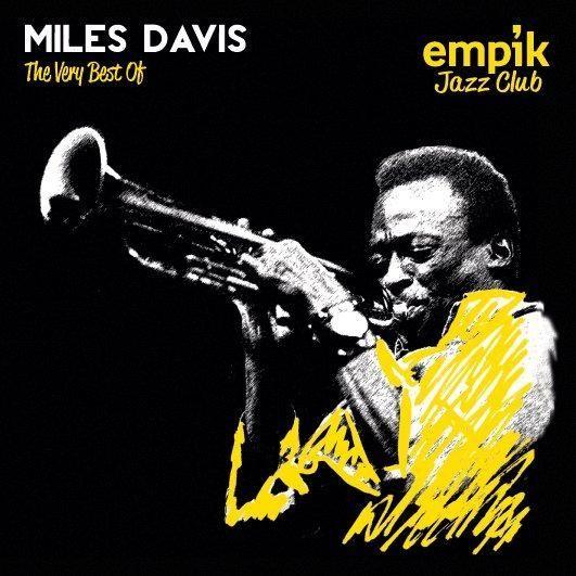 Już jest dostępna kolejna płyta z kolekcji Empik Jazz Club. Tym razem macie okazję zasłuchać się w największych przebojach Milesa Davisa. Który utwór artysty jest Waszym ulubionym? ;)