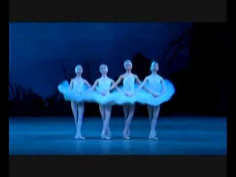 Russia-Tchaikovsky - Swan Lake - four little swans  Of course when we did it she said it was ok. It still wan't good enough. Why didn't we have rehearsals then :| ???