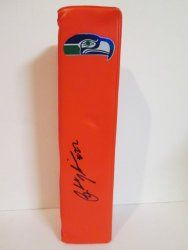 #Robert #Turbin #Autographed #NFL #Seahawks Logo #Football #Touchdown #End Zone #Pylon with Proof Photo of Signing! #SeattleSeahawks #Seattle #Seahawks #EmeraldCity #CHawks #12thMan #UtahState #NCAA #NCAAFootball #NFL #Signed #Free #Shipping Click Here for #Seahawks #Autographed #Collectibles: http://autographedwithproof.com/collections/nfl-seattle-seahawks