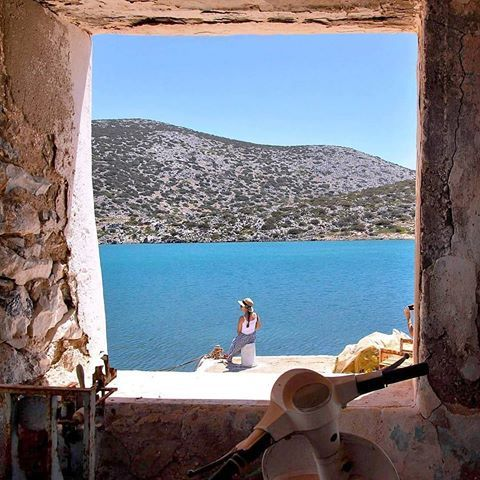 ASTYPALAIA | DODECANESE ISLANDS | GREECE  Photo from @travelstoriesfromyworld!