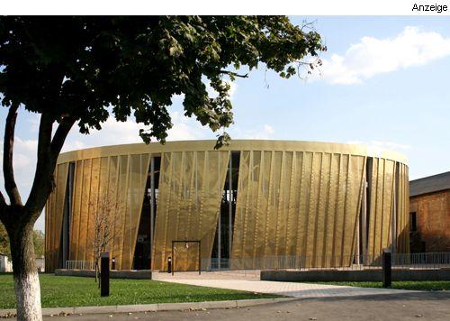 Inspiration für kreative Architektur mit Kupfer
