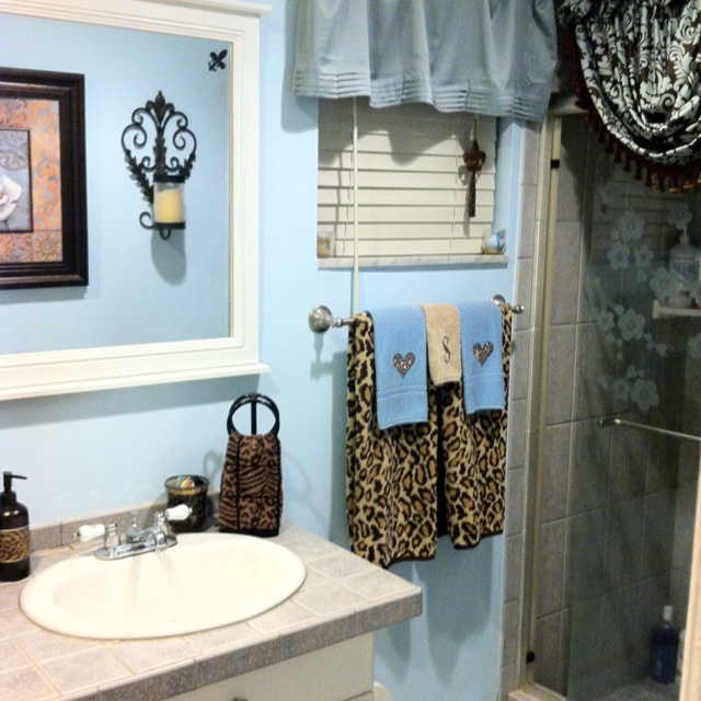 Blue And Chocolate Bathroom: 17 Best Images About TRACY, INSPIRATION On Pinterest