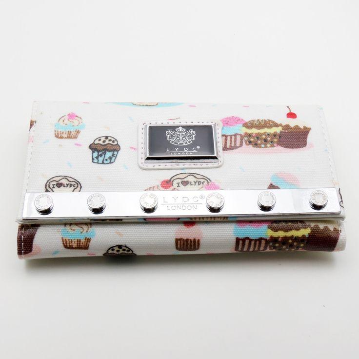 White cupcake print purse £9.95 x