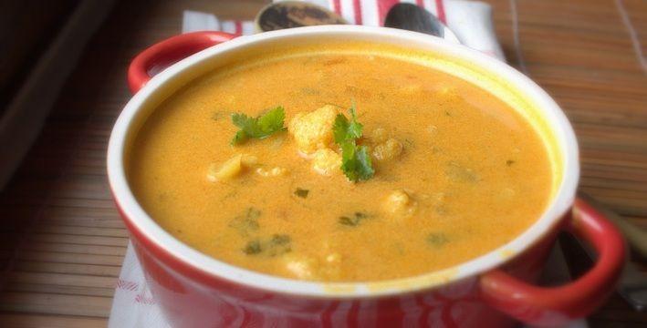 <h1>Nyttig soppa med blomkål och kokosmjölk</h1></a> : hälsoblogg – dinvikt.biz
