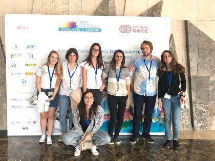 Congreso de Tecnología y Turismo una experiencia enriquecedora también para los estudiantes
