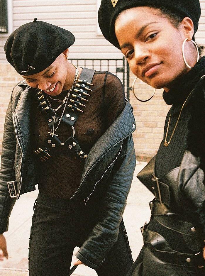 XXX kön svart kvinna