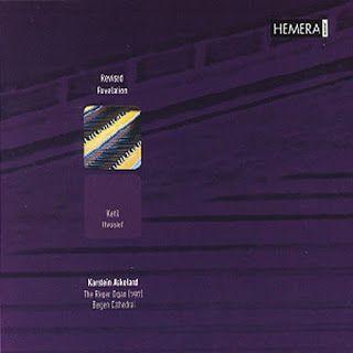 Den Klassiske cd-bloggen: Hvoslef og orgel