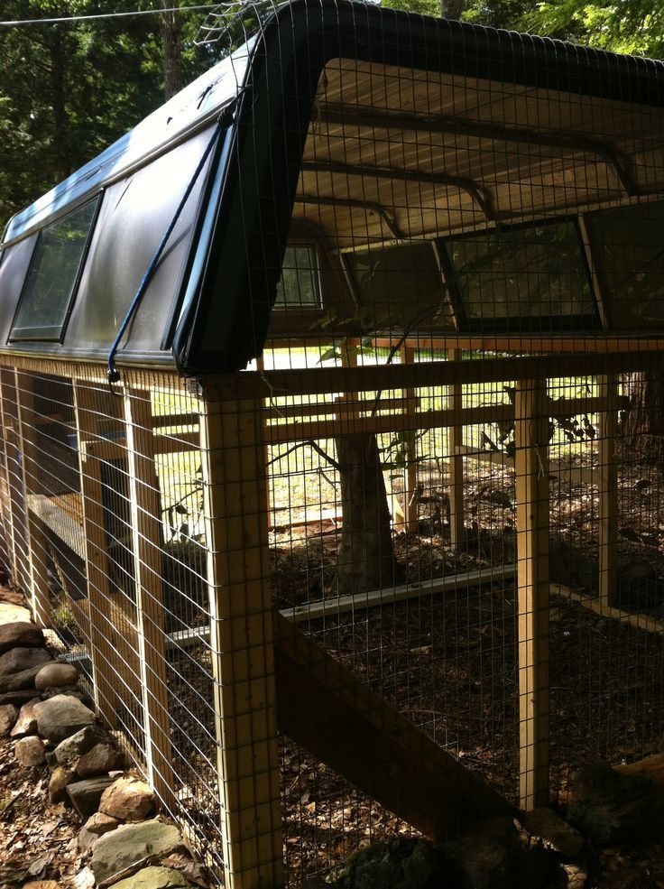 truck topper chicken coops - Google Search