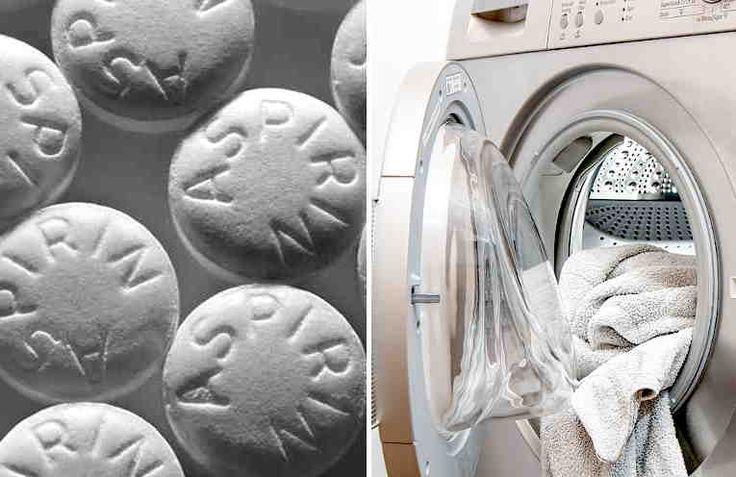 Por mucho que a veces nos esforcemos por lavar bien la ropa blanca, las temidas manchas simplemente te cogen por sorpresa. Y una vez que aparecen, la ropa empieza a tornarse cada vez más gris después de cada lavado. Pero resulta que existe un arma secreta en tu botiquín que te ayudará a eliminar est