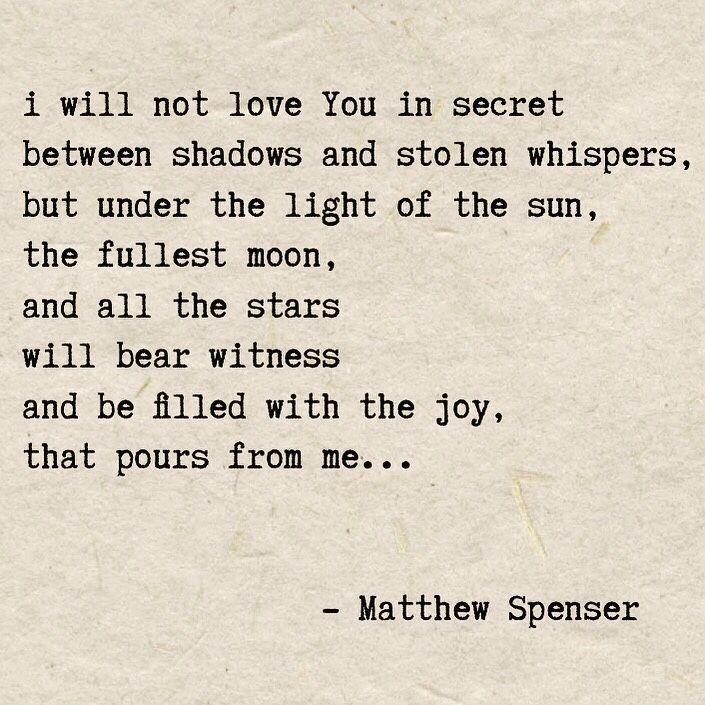 Wandering the Good... - mattspenser:   #poetry #poem #poetryisnotdead...