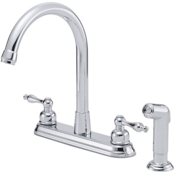 Danze Sheridan Collection D422055 Kitchen Sink Faucets